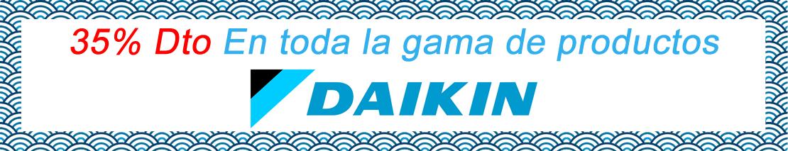 Ofertas de Aire acondicionado daikin con instalación en Madrid.
